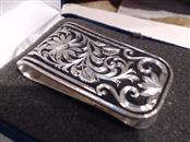 Money Clip Silver Stainless 15g